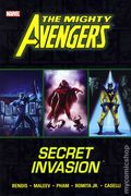 Mighty Avengers Secret Invasion HC (2010 Marvel) Deluxe Edition 1-1ST