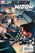 Black Widow and Marvel Girls (2009) 3