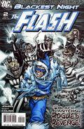 Blackest Night Flash (2009) 2A
