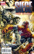 Siege The Cabal (2009 Marvel) 1B