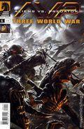 Aliens vs. Predator Three World War (2009 Dark Horse) 1A