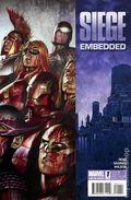 Siege Embedded (2010 Marvel) 1A