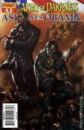 Army of Darkness Ash Saves Obama (2009 Dynamite) 4B
