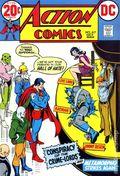 Action Comics (1938 DC) Mark Jewelers 417MJ