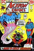 Action Comics (1938 DC) Mark Jewelers 420MJ