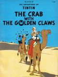 Adventures of Tintin The Crab with the Golden Claws GN (1975 LBC) 1-REP