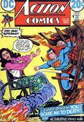 Action Comics (1938 DC) Mark Jewelers 416MJ
