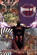 House of M Wolverine, Iron Man, and Hulk HC (2010 Marvel) 1-1ST