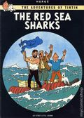 Adventures of Tintin The Red Sea Sharks GN (1976 LBC) 1-REP