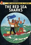 Adventures of Tintin The Red Sea Sharks GN (1976 LBC) 1-1ST
