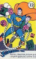 Superman-Tim Stamp (circa 1945) 12