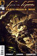 Aliens vs. Predator Three World War (2009 Dark Horse) 2