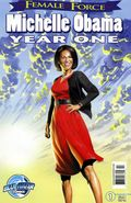Female Force Michelle Obama Year One (2010 Bluewater) 1