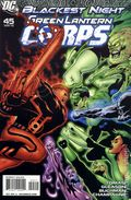 Green Lantern Corps (2006) 45A