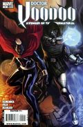 Doctor Voodoo Avenger of the Supernatural (2009) 5
