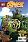 Uncanny X-Men First Class (2009) 8