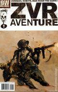 Zombies vs. Robots Aventure (2009 IDW) 1A