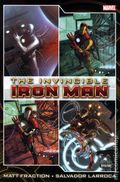 Invincible Iron Man HC (2010-2012 Marvel) Deluxe Edition 1-1ST