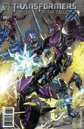 Transformers Tales of the Fallen (2009 IDW) 6B