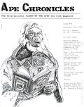 Ape Chronicles (1992 fanzine) 10