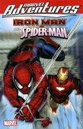 Marvel Adventures Iron Man/Spider-Man TPB (2010 Digest) 1-1ST