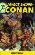 Savage Sword of Conan TPB (2008- Dark Horse) 3-REP