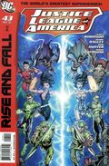 Justice League of America (2006-2011 2nd Series) 43A