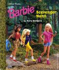 Barbie Scavenger Hunt HC (1997 Little Golden Book) 1-1ST