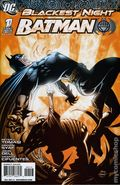Blackest Night Batman (2009) 1D