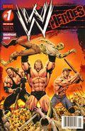 WWE Heroes (2010 Titan Comics) 1A