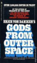 Gods from Outer Space PB (1972 Bantam Edition) 1-REP