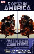 Captain America Winter Soldier TPB (2010 Marvel) Ultimate Collection 1-1ST