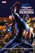 Captain America Reborn HC (2010 Marvel) 1A-1ST