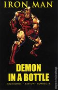Iron Man Demon in a Bottle TPB (2006) 1-REP