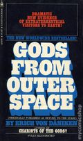 Gods from Outer Space PB (1972 Bantam Edition) 1-1ST
