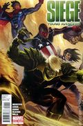 Siege Young Avengers (2010) 1A