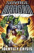 Savage Dragon Identity Crisis TPB (2010 Image) 1-1ST