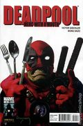 Deadpool Merc with a Mouth (2009) 10A