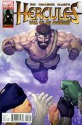 Hercules Fall of an Avenger (2010 Marvel) 2