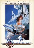 Airflow Art of Philip Castle SC (1980 Perigee Books) 1-1ST
