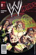 WWE Heroes (2010 Titan Comics) 2A