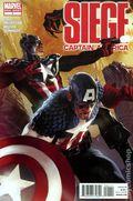 Siege Captain America (2010) 1A