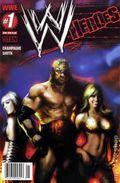 WWE Heroes (2010 Titan Comics) 1B