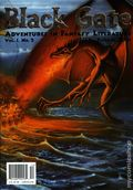 Black Gate Adventures in Fantasy Literature SC (2001-2003) 2-1ST