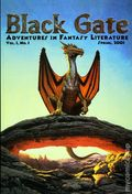 Black Gate Adventures in Fantasy Literature SC (2001-2003) 1-1ST