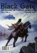 Black Gate Adventures in Fantasy Literature SC (2001-2003) 4-1ST