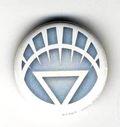 Brightest Day White Lantern Button (2010 Green Lantern) BUTTON
