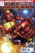 Invincible Iron Man (2010 Marvels Greatest Comics) 1