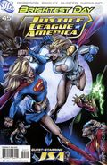 Justice League of America (2006-2011 2nd Series) 45A