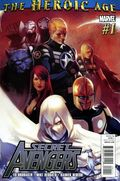 Secret Avengers (2010 Marvel) 1st Series 1A